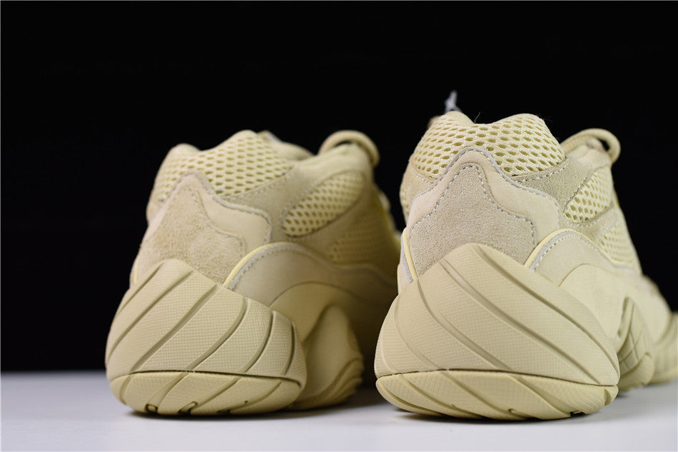 818792d58f03 Adidas YEEZY 500 - Super Moon Yellow - SoleMate