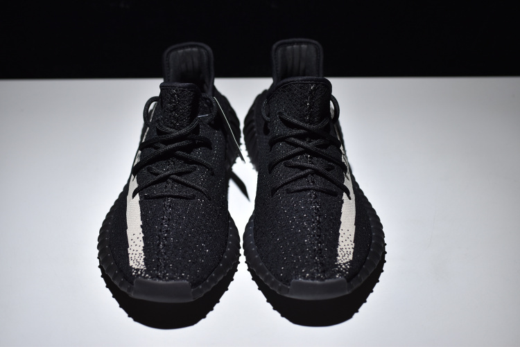 newest collection a74cf 96f71 Adidas YEEZY Boost 350 V2 - Core Black | White
