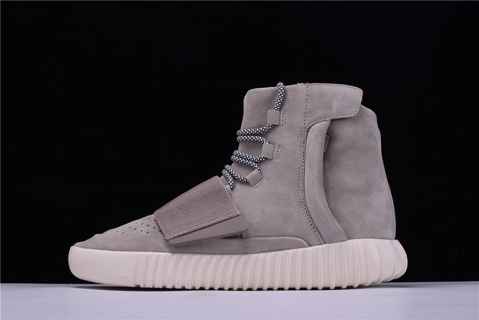sports shoes cdcb9 12f78 Adidas YEEZY Boost 750 - Grey/White OG