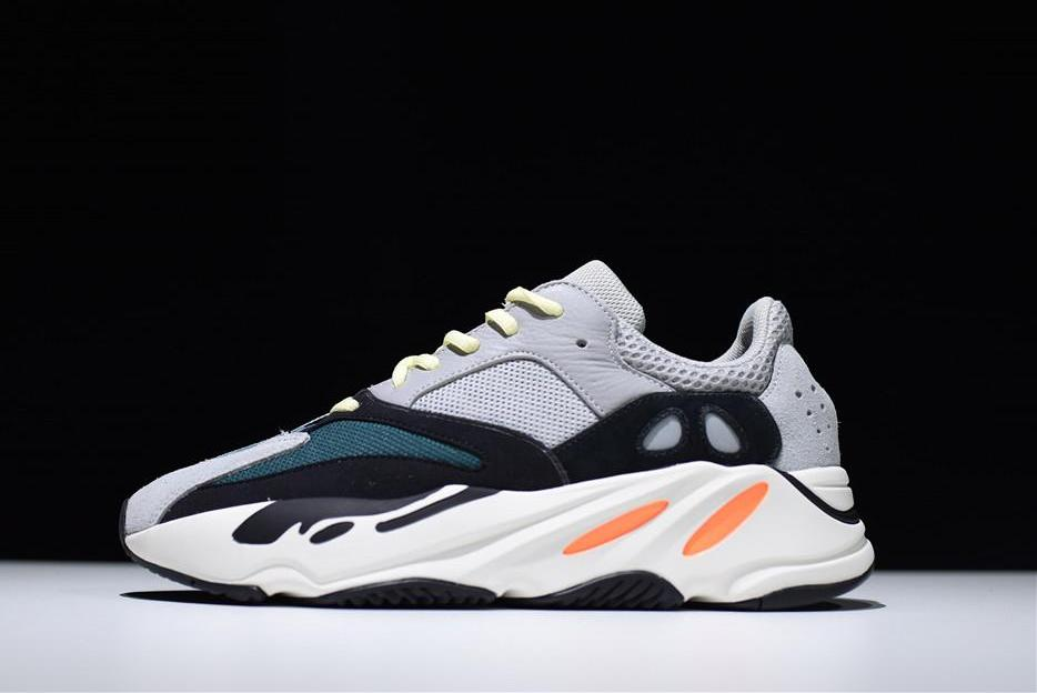 404115d175cd4 Adidas YEEZY Wave Runner 700 Solid Grey - SoleMate