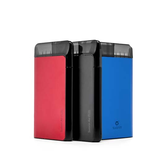 Best Pod System 2019 - 2020: Suorin Air Plus | Vape Street