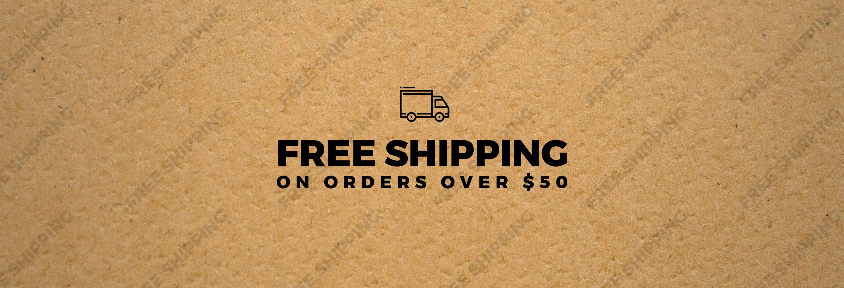 Vape Street offers free shipping on orders over $50.