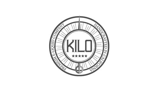 Kilo E-Liquids and vape juice.