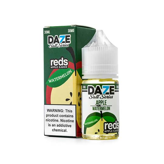 Best Salt Nic Vape Juice 2019 - 2020: Reds Salt Series Watermelon Ice | Vape Street
