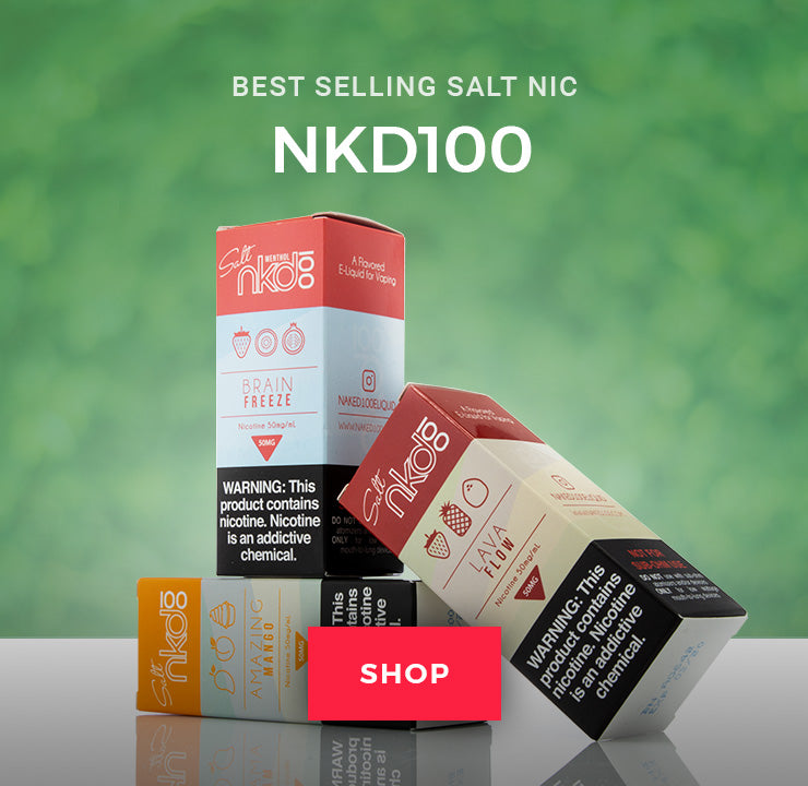 NKD 100 Salt by Naked 100 E-Liquid