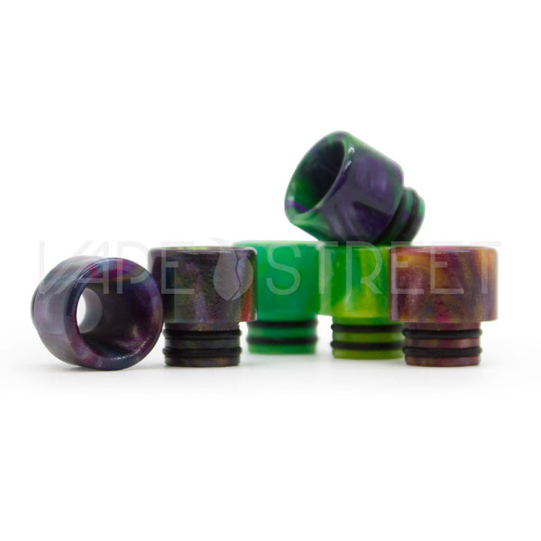 510 Epoxy Resin Drip Tips