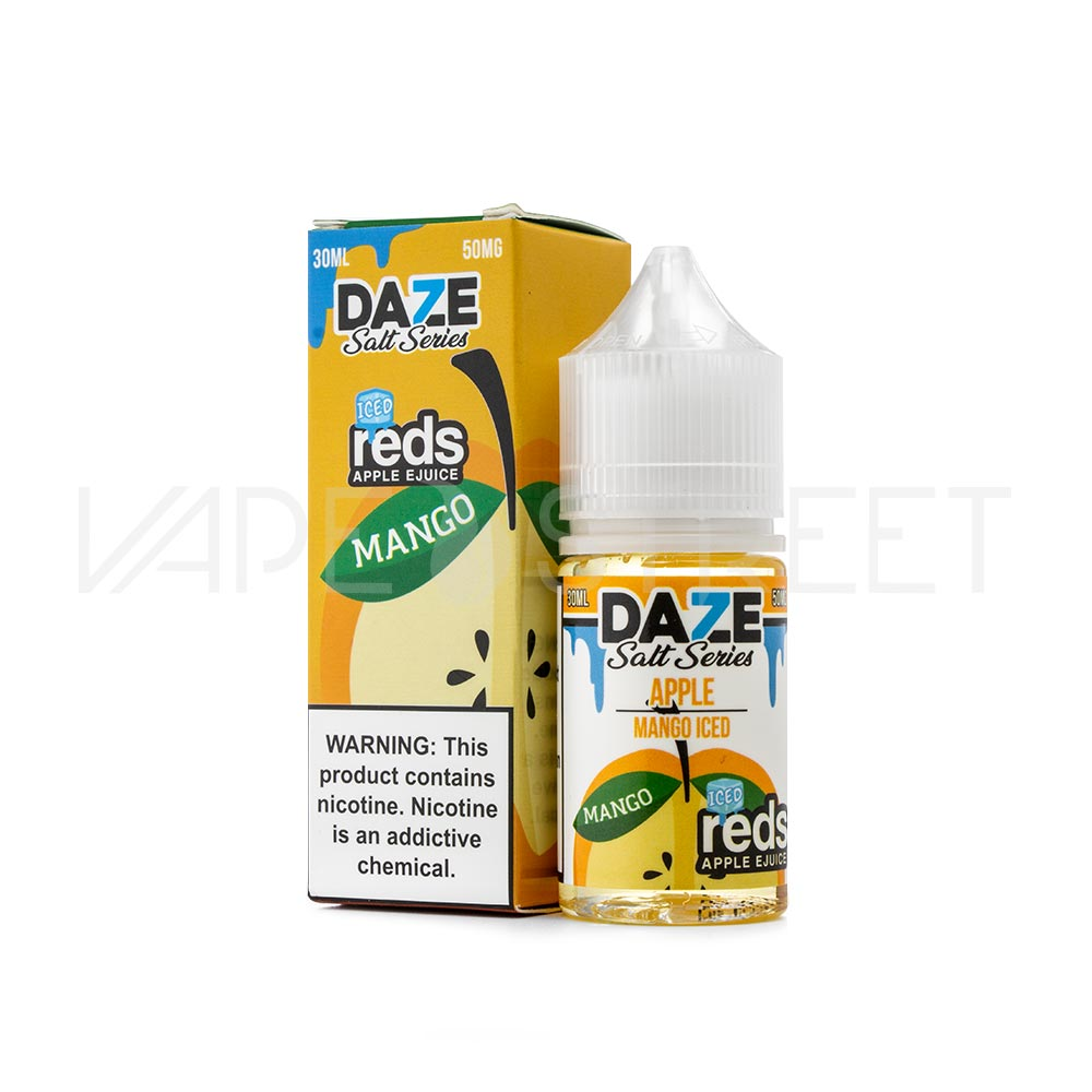 Reds Salt Series Mango Iced