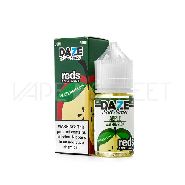 Reds Salt Series Watermelon by 7 Daze MFG (60ml)