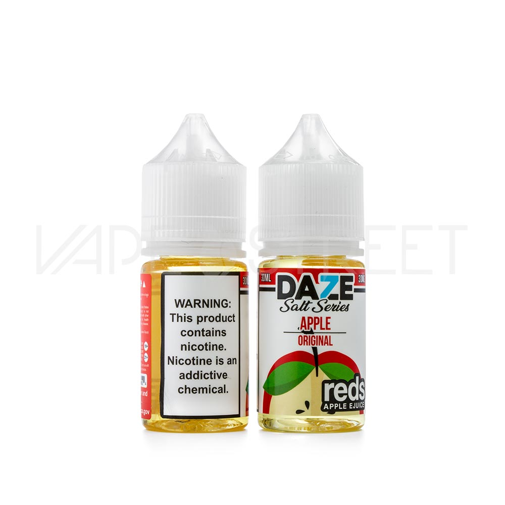 Reds Salt Series Original Apple by 7 Daze MFG (30ml)
