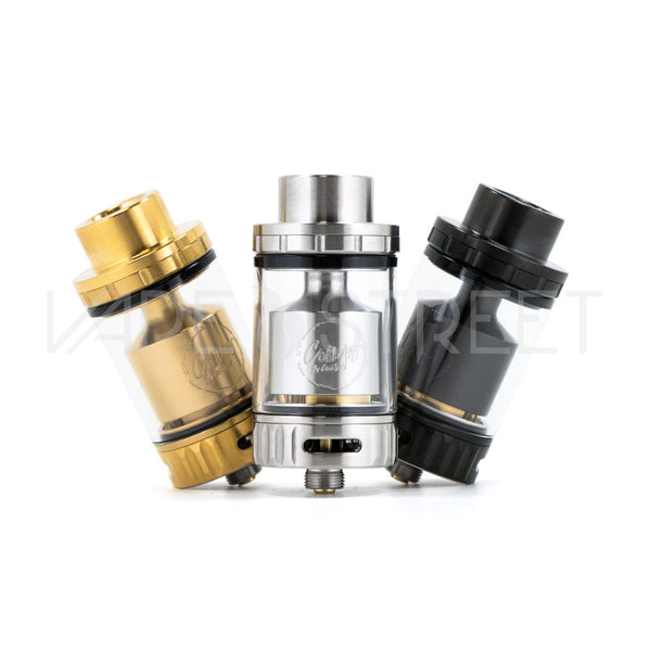 Azeroth RTA Triple Coil Deck by CoilArt - Vape Street