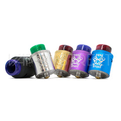 Dead Rabbit RDA by Hellvape x Heathen Colors - Vape Street