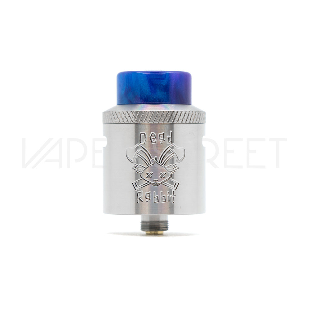 Dead Rabbit RDA by Hellvape x Heathen Stainless Steel - Vape Street