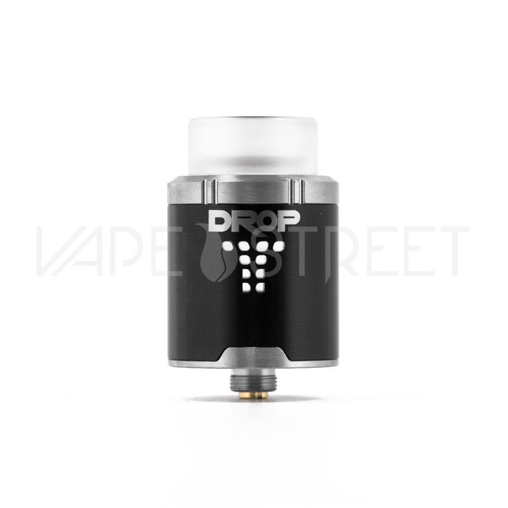 Drop 24mm RDA by Digiflavor Black - Vape Street