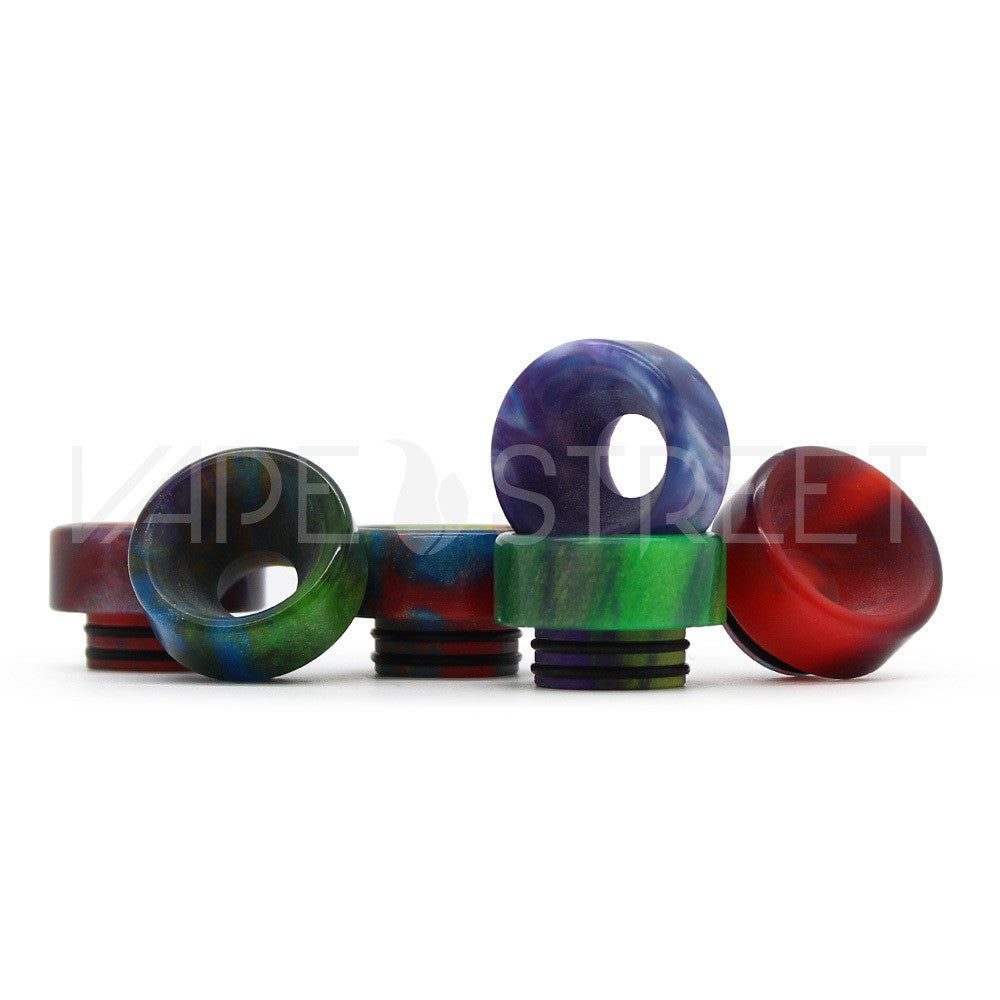 Dinky Style TFV8 Resin Drip Tips by Asmodus