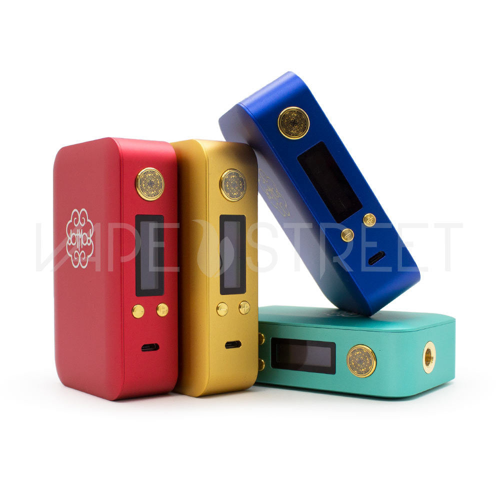 Dotbox 200W TC Box Mod by Dotmod