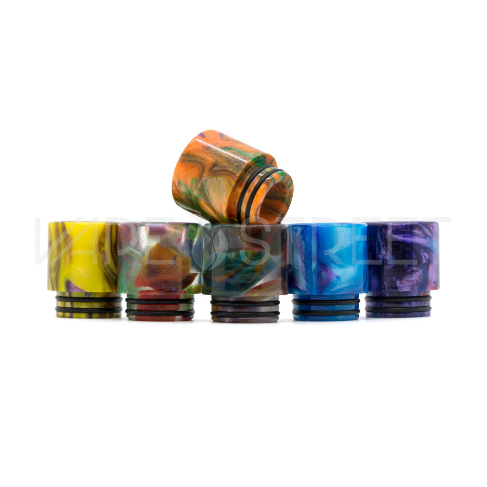 Epoxy Resin Drip Tips for TFV12, TFV8, and Big Baby Beast