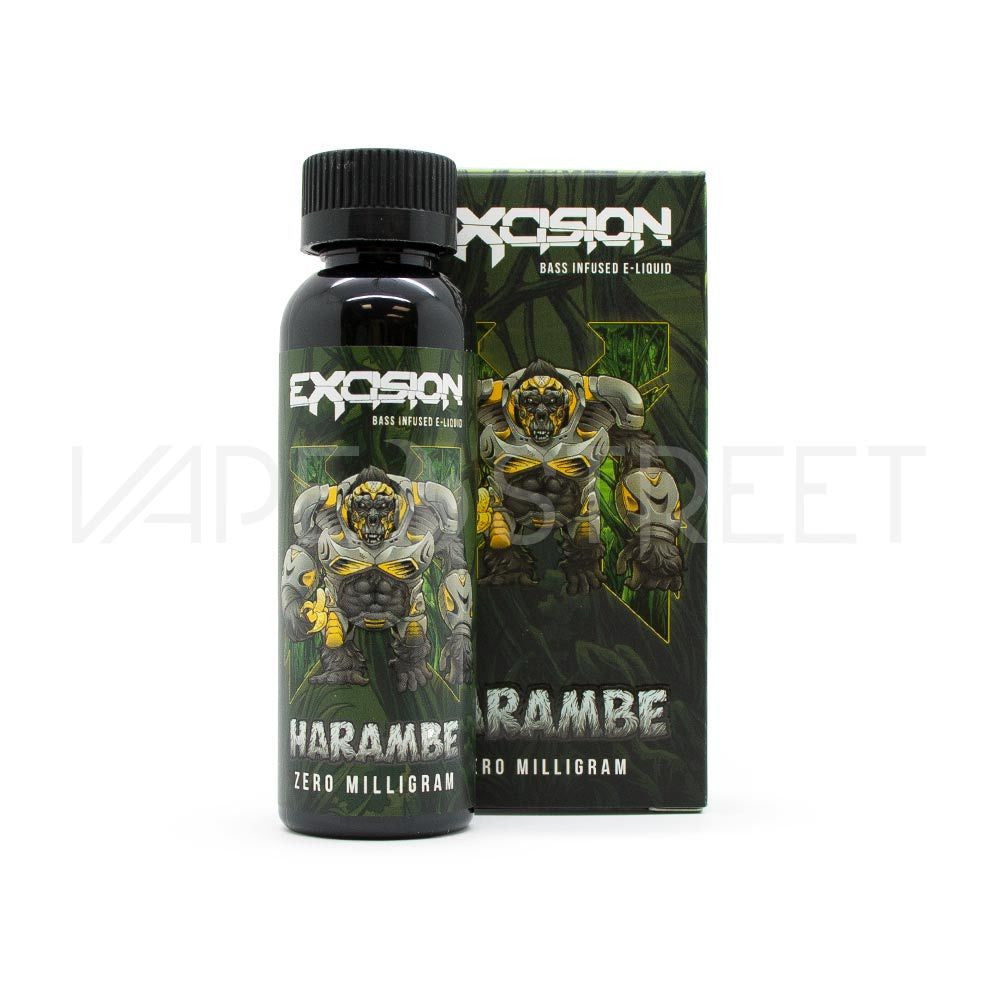 Harambe by Excision Bass Infused E-Liquid (60ml)