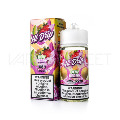 Hi Drip Dew Berry Vape Juice