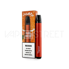 Jamba Pop Disposable Device Orange Smoothie
