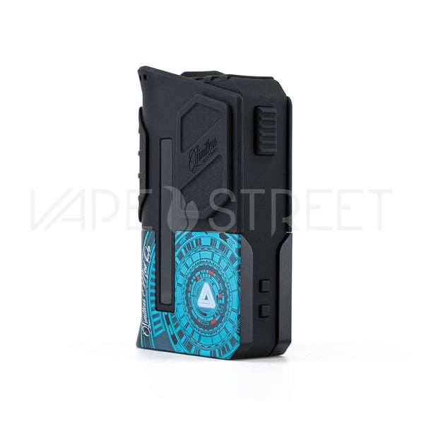 Limitless Mod Co. Arms Race V2 Mothership Left View - Vape Street