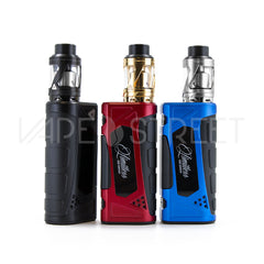 Limitless Redemption 80W Starter Kit Side - Vape Street