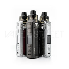 Lost Vape Ursa Quest 100W Multi Kit Gunmetal and Stainless Steel