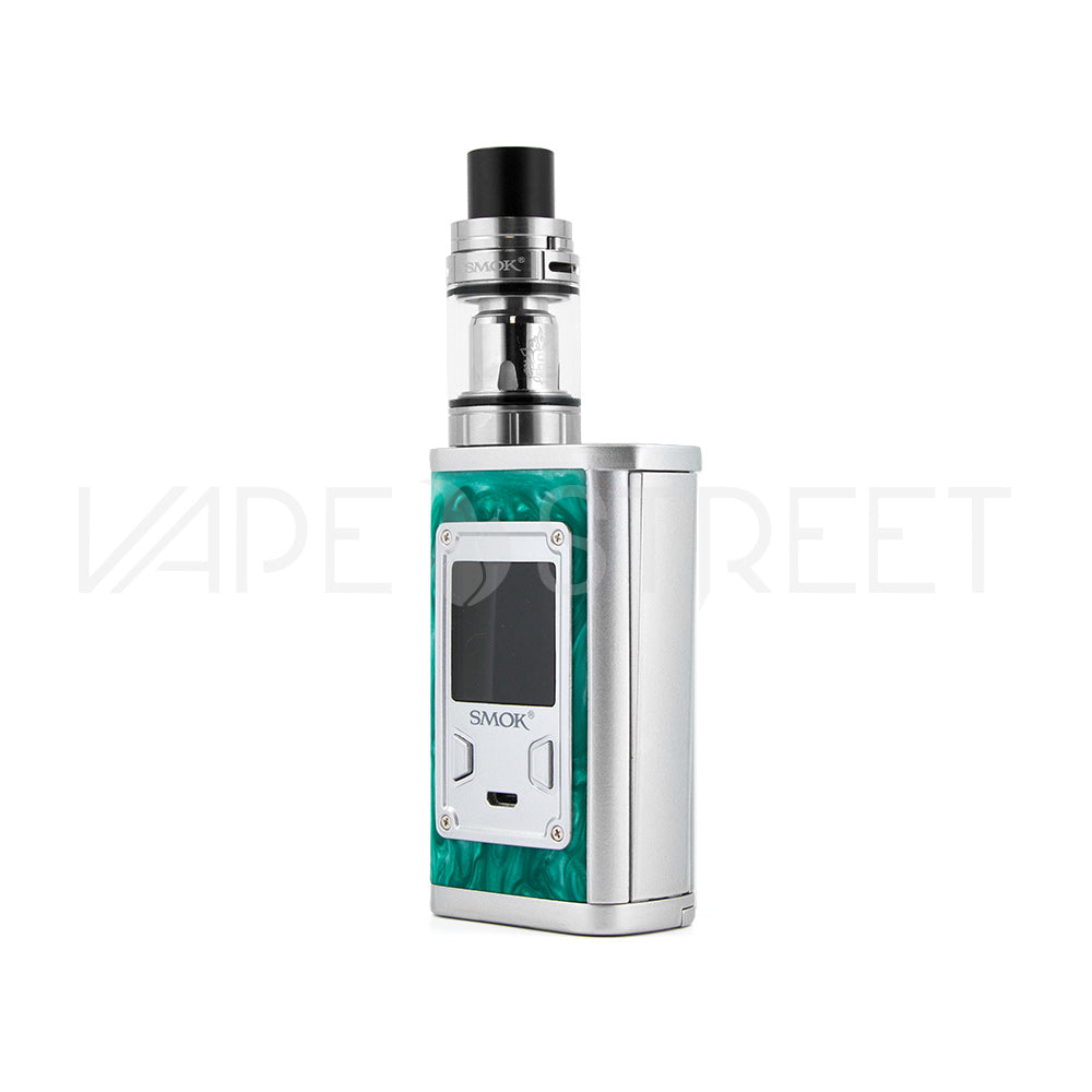 Majesty Resin 225W Starter Kit by SMOK - Green Resin