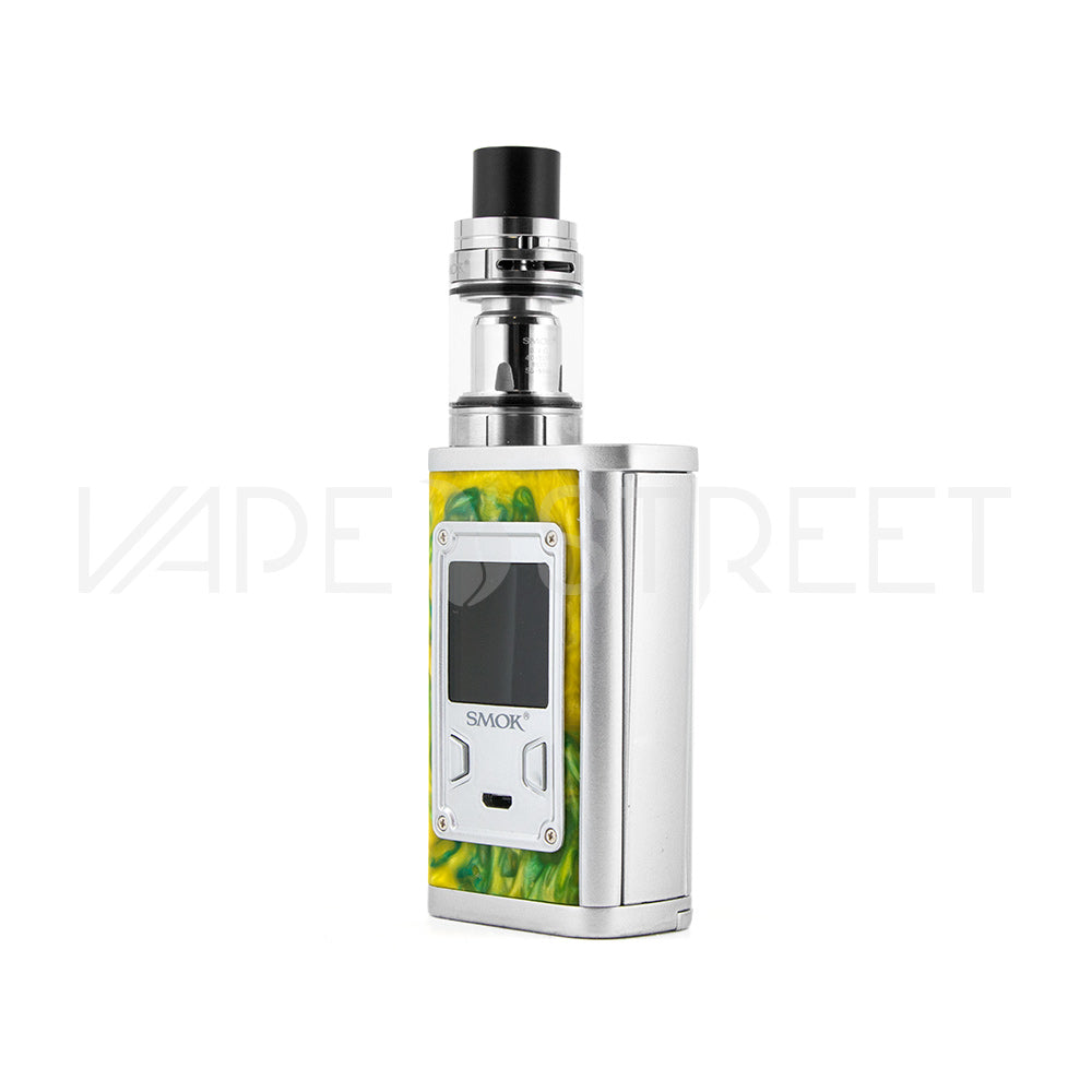 Majesty Resin 225W Starter Kit by SMOK Yellow Resin - Vape Street