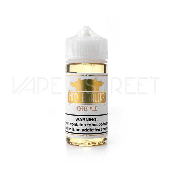 Moo E-Liquids Coffee Milk