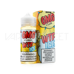 OMG WTF ICE 60ml | E-Liquid