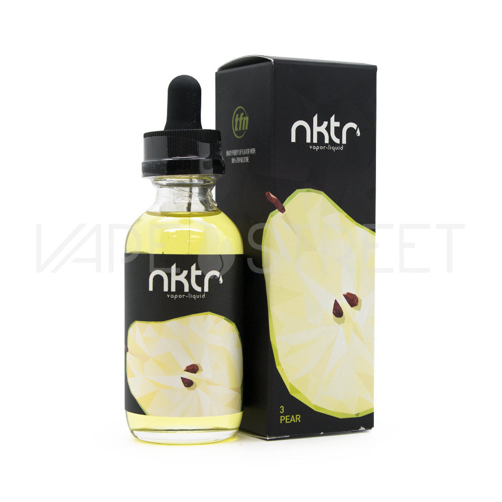 Pear by NKTR 60ml