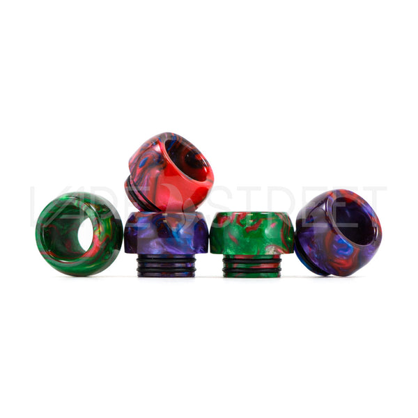 Pom Resin Drip Tips for TFV8 - Vape Street