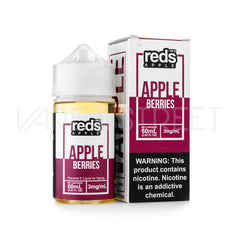 Reds Apple Ejuice Berries