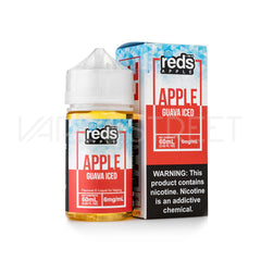 Reds Apple Ejuice Guava Iced