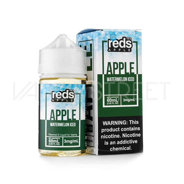 Reds Apple Ejuice Watermelon Iced