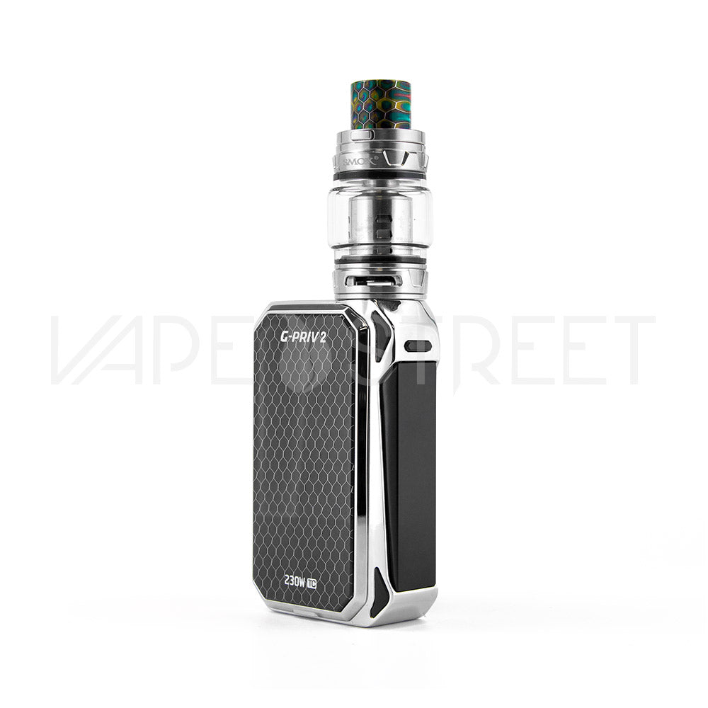 SMOK G-PRIV 2 Kit Luxe Edition Chrome - Vape Street