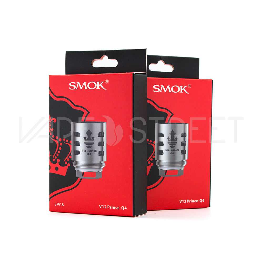 SMOK TFV12 Prince Replacement Coils 3 Pack - Vape Street
