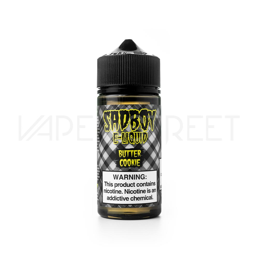 SadBoy E-Liquids Butter Cookie