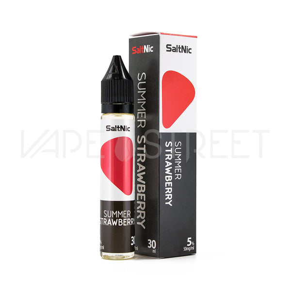 SaltNic Summer Strawberry 30ml - Vape Street