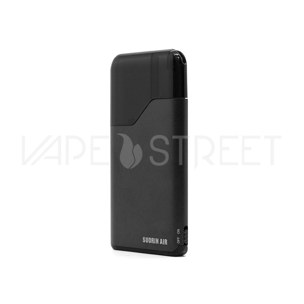 BlueMark Tech Suorin Air V2 Black - Vape Street