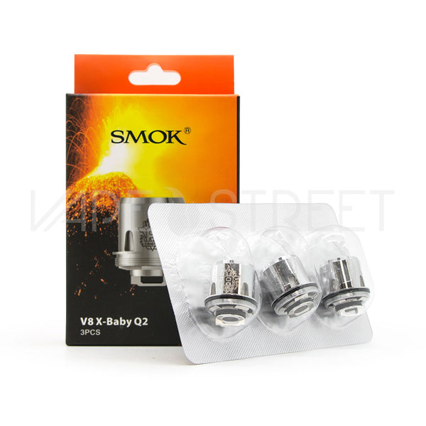 TFV8 X-Baby Beast Replacement Coils by SMOK