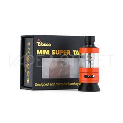 Tobeco Mini Super Tank Orange - Vape Street