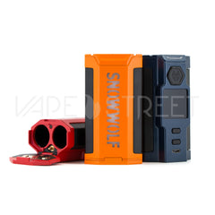 SNOWWOLF VFENG-S 230W TC Box Mod by Sigelei Features - Vape Street