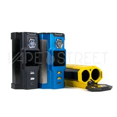 Vfeng Snowwolf 230W by Sigelei Features - Vape Street