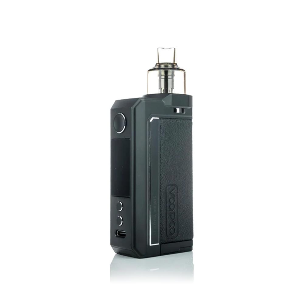 Voopoo Drag Max 177W Pod Mod Kit Classic Leather