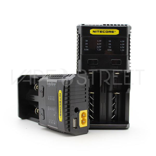 SC2 3A Battery Charger by Nitecore