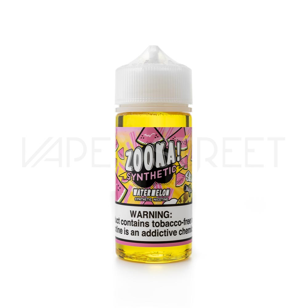 Zooka Synthetic Watermelon