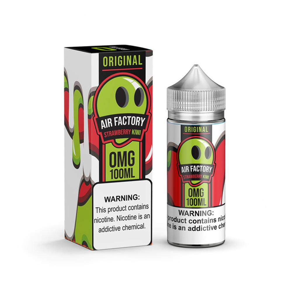 Air Factory Original Strawberry Kiwi Vape Juice