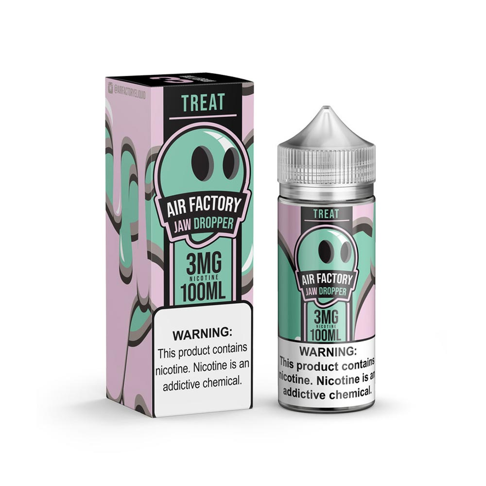 Air Factory Treat Jaw Dropper Vape Juice