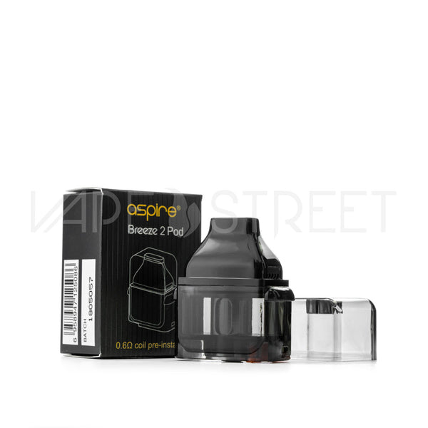 Aspire Breeze 2 Replacement Pods